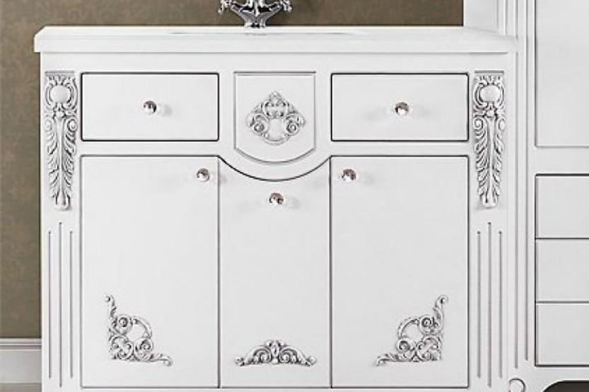 Мебель в ваную модель «Классик 3» Классическая мебель для ванной la comanda