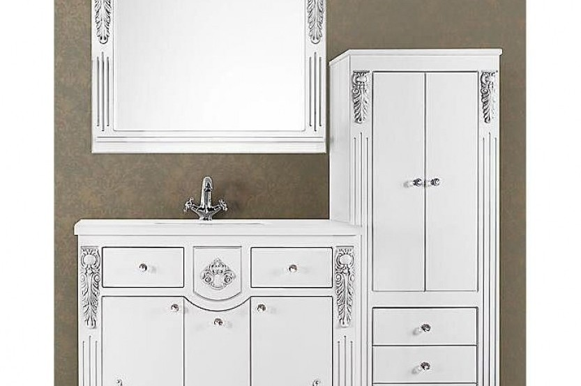 Мебель в ваную модель «Классик 3» Классическая мебель для ванной mobila