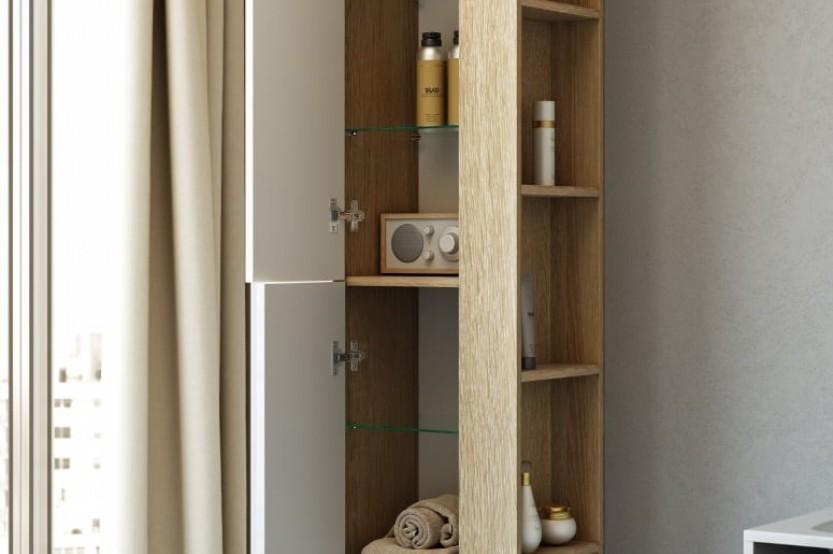 Мебель в ваную модель «Модерн 3» Мебели для ванных комнат модерн la comanda