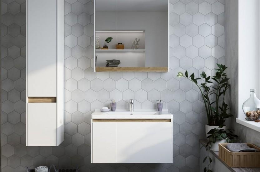 Мебель в ваную модель «Модерн 2» Мебели для ванных комнат модерн la comanda chisinau