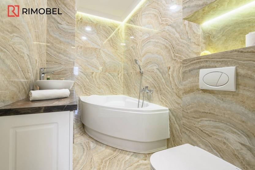 Dulap neoclasic pentru baie Mobilier clasic pentru baie la comanda
