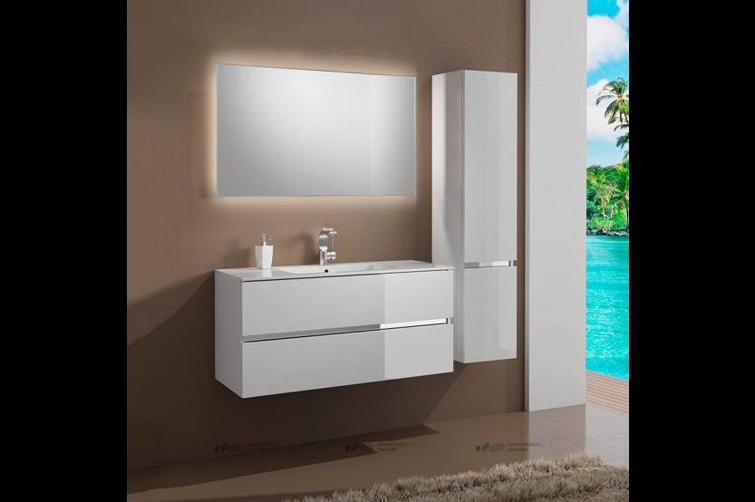 Mobilă baie model «Modern 4» Mobilier modern pentru baie la comanda