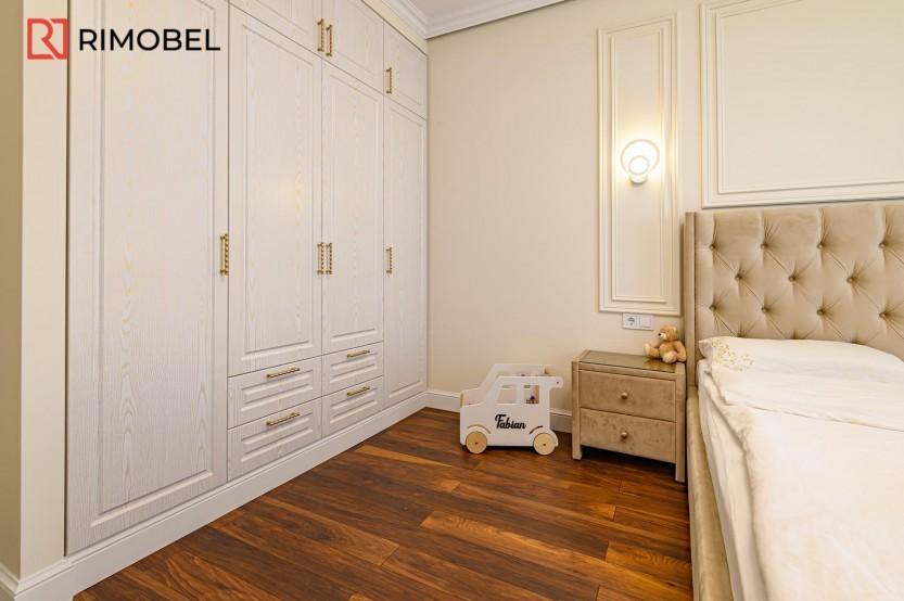 Кровать в классическом стиле Тумбы для спальни la comanda chisinau