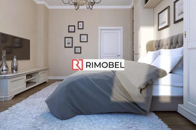 Dulapuri în capul patului în stil clasic Dormitoare din Lemn la comanda chisinau