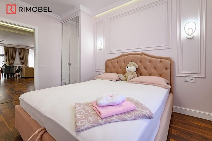 Классическая детская кровать Тумбы для спальни la comanda