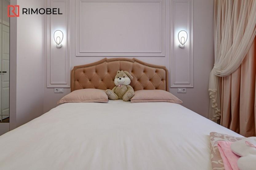 Классическая детская кровать Тумбы для спальни mobila