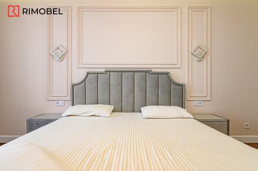 Кровать в стиле кантри Тумбы для спальни mobila