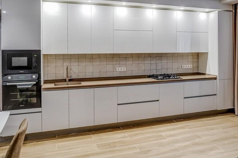 Кухня модерн, Кишинёв, ш. Мунчешть, 52 Современные кухни la comanda chisinau