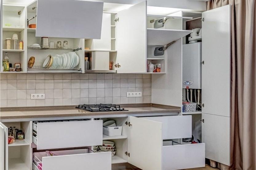 Кухня модерн, Кишинёв, ш. Мунчешть, 52 Современные кухни la comanda