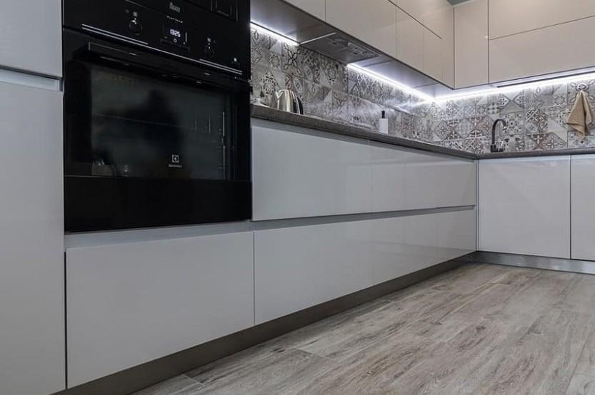Bucătărie modernă, Chișinău, strada Cojocarilor, 6 Bucătării moderne la comanda