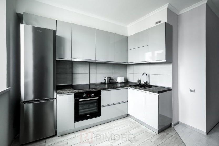 Bucătărie modernă Chișinău, str. Sprîncenoaia 3a Bucătării moderne la comanda